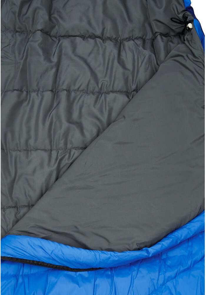 Millet Baikal 750 Long Sleeping Bag blue at Bikester.co.uk